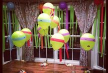 Birthday party ideas.  / by Jessica Vega