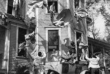 Vintage Sorority and Fraternity / by Sigma Sigma Sigma National Sorority