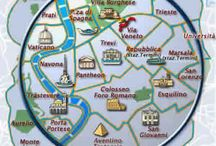 Accommodation Rome Sept 2015 / Favourite locations and places to stay Rome