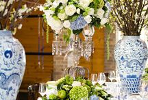 Wedding Decorated Tables