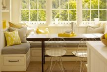 Interior Trend - (not so) Neutral Yellow / Inspiration for bringing one of the biggest trends into your home!