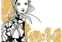 Fashion Illustration / by agnes zhang