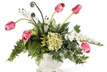 Csokrok és virágok