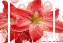 Cross Stitch Flowers/2