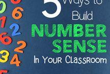 numeracy / ideas for classroom