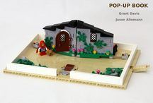 Lego pop up book -  Mattew Reinhart