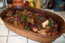 Római tálas receptek