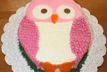 owl birthday / by Donna Fralin