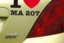Sticker I love