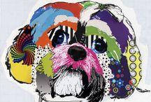 kutyákok / Dog's
