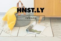 HNST.LY // relaxing