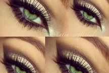 Only green eyes <3