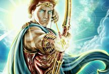 Apollo  The Sun God