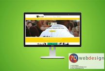 Website Design by 7D Web Design / The board features some of the website work completed for clients from different industries. If you are interested in seeing more, do follow this board. For enquiries, email: getintouch@7dwebdesign.co.uk