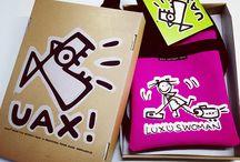 prints UAX! / www.uax.cz