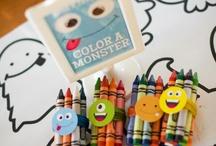 Kids birthday party ideas!