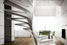stair porn / stairs that inspire / by Gaby Monge