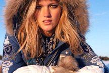 Bogner Babe...Ski Fashion / I love Bogner, expensive but THE Best!