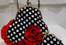 Bolso flamencas
