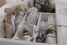 boites et tiroirs douceurs