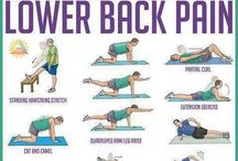 Core and body strength / Build a stronger core for better balance, less low back pain and improved posture.