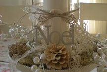 Stylish Christmas Ideas For Your Home / Inspiration for decorating your home at Christmas in a stylish way.