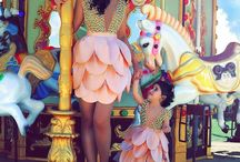 Mama i córka inspiracje