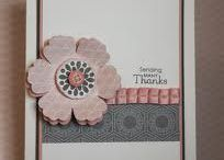 Stampin' Up! Inspiration / by Blue Jelly Sew n So