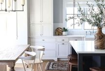 Kitchen Inspiration / Beautiful Kitchens from which to draw ideas and inspiration