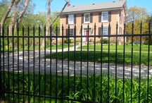 Fences for the Traditional Folk / We embrace the traditional folk who love the classic look & find beauty in history!