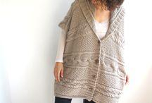 Knit Cardigan & sweater