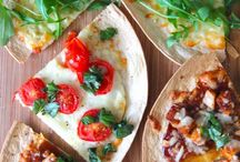 Things to Make with Tortillas / Take home homemade Costa Vida tortillas with you to make these delicious dishes for breakfast, lunch, dinner, snack time, and dessert!  / by Costa Vida Fresh Mexican Grill