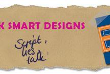 Think Smart Designs Blog / by InPrint Magazine