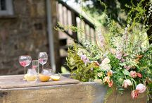 Fine art Summer Time Wedding Inspiration