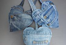 изделия из джинсы
