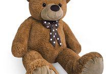 Christmas Gift Teddy Bear Large Big Soft Plush Kids Toys Girl Friend Brown Boy