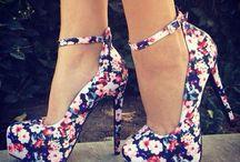 scarpe / le scarpe che desidero avere tanto sono molto alla moda