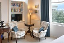 Premier Rooms / The Premier Rooms at Knockendarroch, Hotel and Restaurant in Pitlochry
