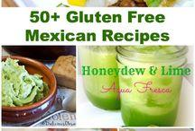 Mexican GF Recipes / Gluten Free Mexican recipes