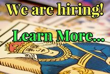 Are you an Experienced Psychic Advisor? / Do you love to help people and assist in providing a positive path for their future? We are now hiring amazing psychic advisors. Work from home, flexible schedules and great commissions. Apply now! Questions? Call out business relations office at 1.702.723.9735.