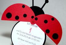 Ladybug Geburtstag
