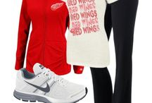 sports/workout wear