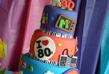 Cakes - 80s