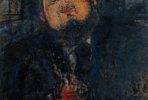 Amedeo Modigliani / 1884-1920 The Italian artist with exquisite career in Paris who created magnificent portraits and female nudes. Ο Ιταλός καλλιτέχνης με εξαιρετική καριέρα στο Παρίσι που δημιούργησε υπέροχα πορτρέτα και γυναικεία γυμνά.