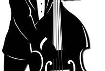 Décoration thème jazz