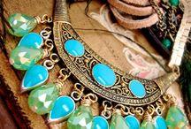 Tribal jewelry!!