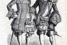 Baroque-Fashion History