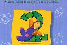 PROGRAMES D'ESTIMULACIÓ DE LA INTEL.LIGENCIA