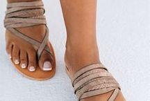 Sandals & Staff
