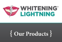 Our Products / From luscious lip gloss and Dial A Smile teeth whitening kits to our world famous Super Booster teeth whitening pen; our products are sure to have you confidently smiling  brighter! / by Whitening Lightning
